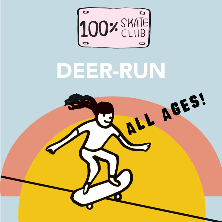 Deer Run Skateboard Session
