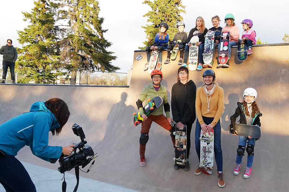 100 Percent Skate Club 2018